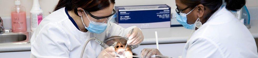 dental assistant college