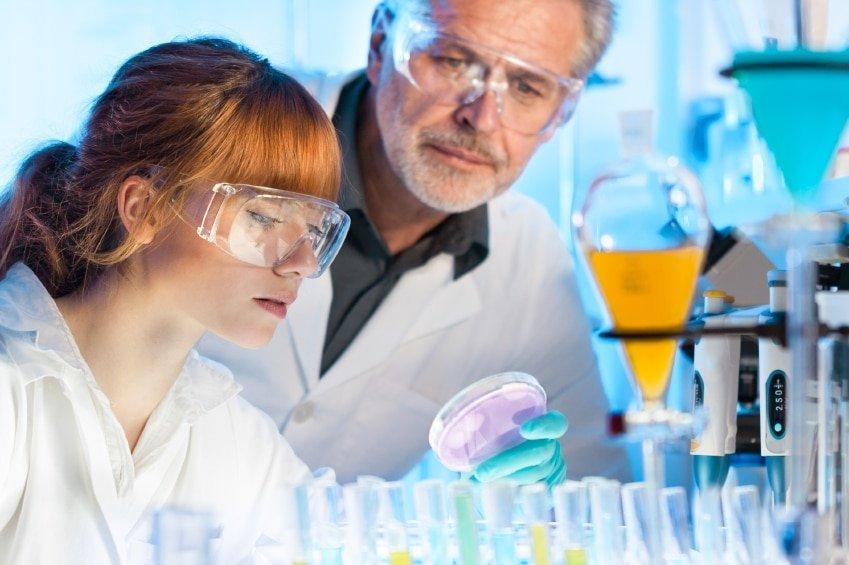 Laboratory Epidemic
