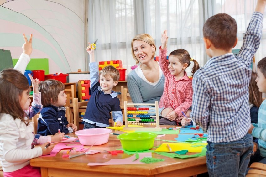 Childcare assisting career