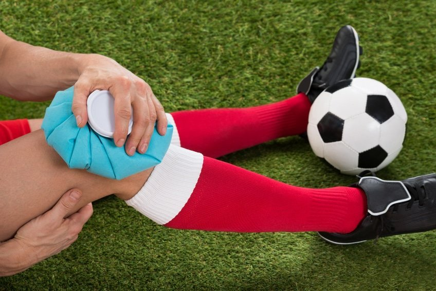 Playing sports is a common cause behind injuries seen by physiotherapist assistants