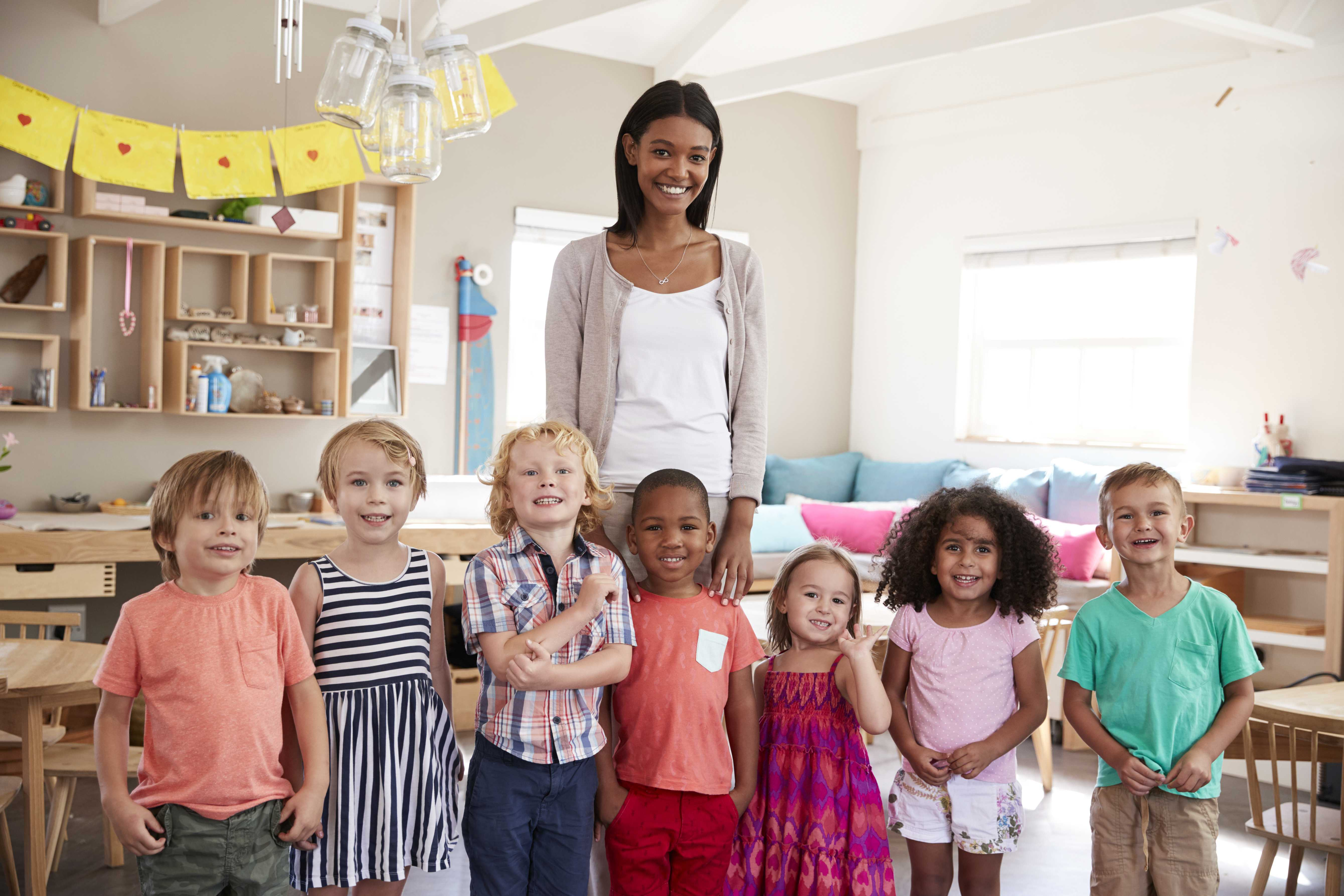 Early childcare assistant training