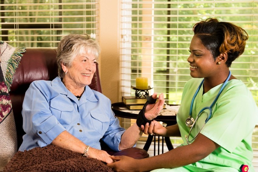 personal support worker career