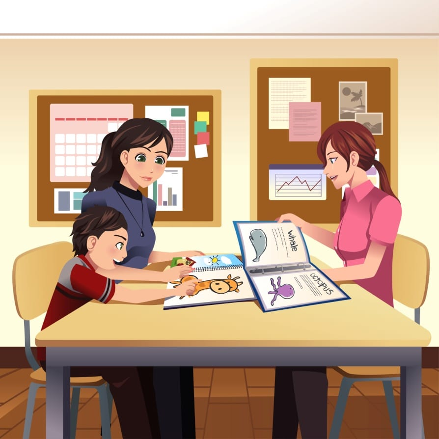 early-childcare-assistant-communicate-with-parents
