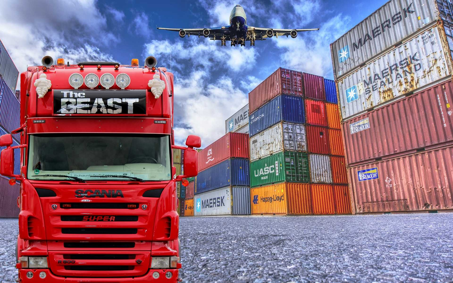 start your career in logistics and supply chain
