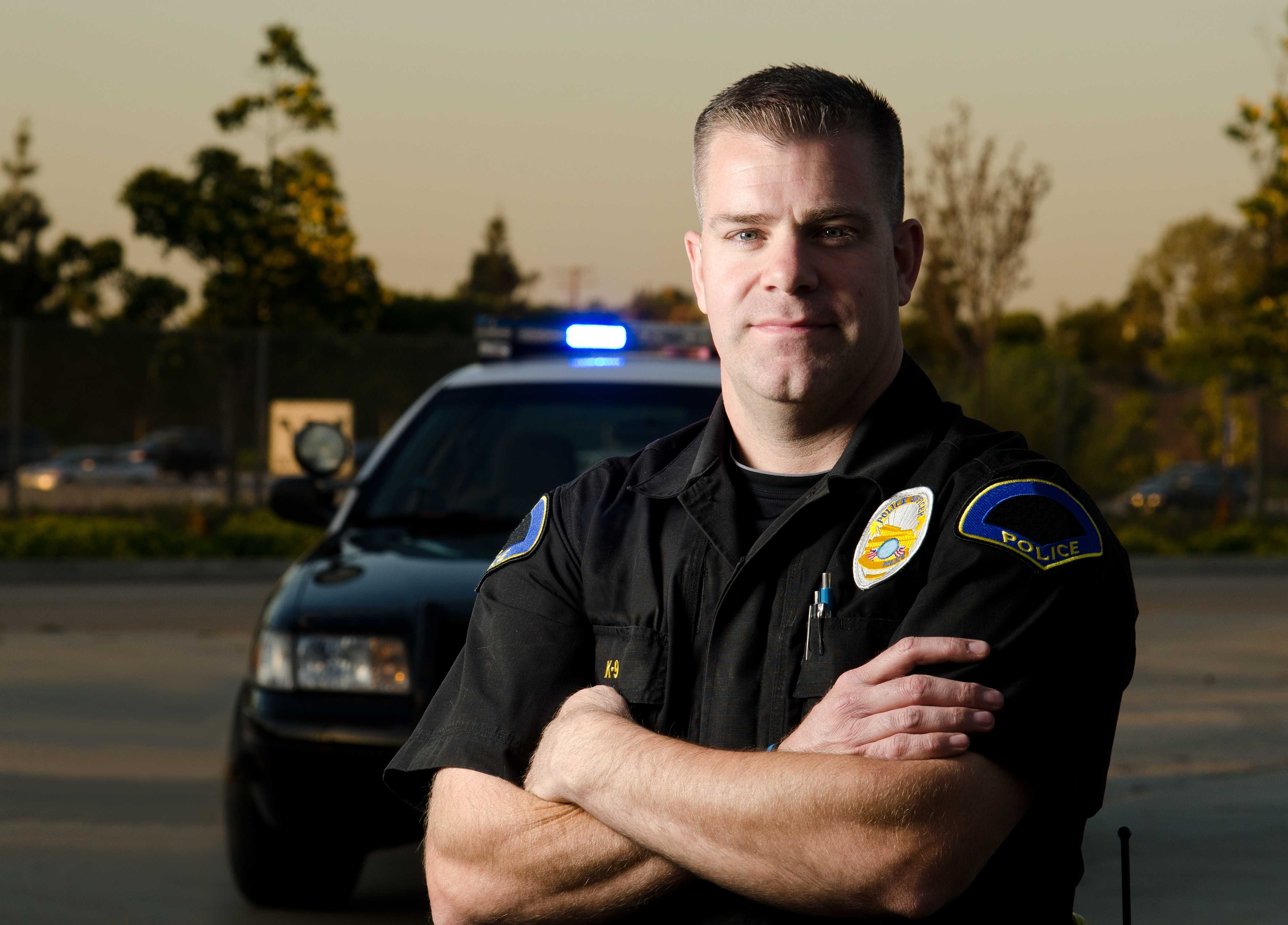 Qualities to become a police officer