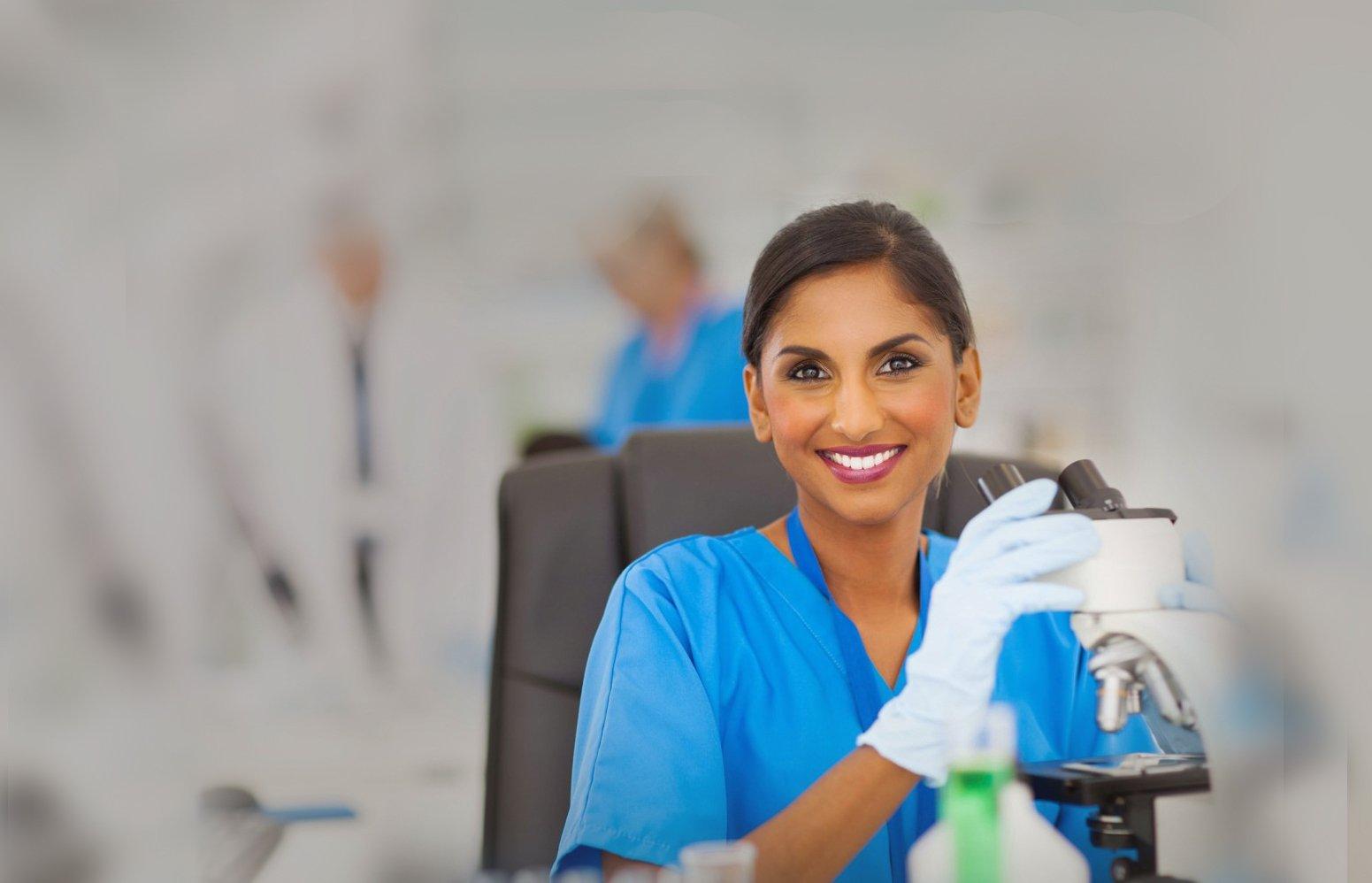 Medical Laboratory Technician Anderson College Greater Toronto