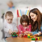 Become an early childcare assistant at anderson college