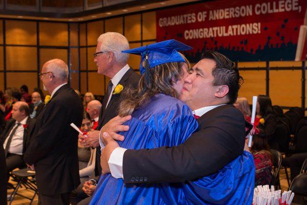 Anderson College Graduation